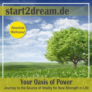 """Guided meditation """"oasis of power"""""""
