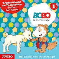Bobo Siebenschläfer. Bobo besucht den Zoo und weitere Folgen