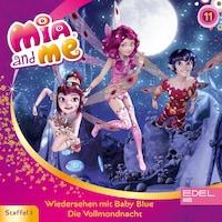 Folge 11: Wiedersehen mit Baby Blue / Die Vollmondnacht (Das Original-Hörspiel zur TV-Serie)