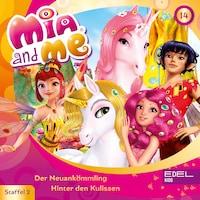 Folge 14: Der Neuankömmling / Hinter den Kulissen (Das Original-Hörspiel zur TV-Serie)