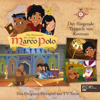 Folge 6: Die Höllenwinde von Hormuz / Der fliegende Teppich von Kerman (Das Original-Hörspiel zur TV-Serie)