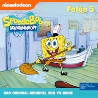 Folge 5 (Das Original Hörspiel zur TV-Serie)