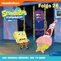 Folge 26 (Das Original-Hörspiel zur TV-Serie)