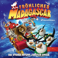 Fröhliches Madagascar (Das Original-Hörspiel zum Film-Special)