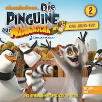 Folge 2: King-Julien-Tag (Das Original-Hörspiel zur TV-Serie)