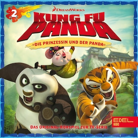 Folge 2: Die Prinzessin und der Panda / Held und Helferlein (Das Original Hörspiel zur TV-Serie)