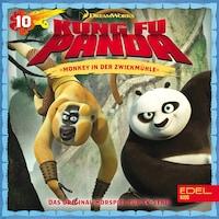 Folge 10: Monkey in der Zwickmühle / Meister Ping (Das Original-Hörspiel zur TV-Serie)