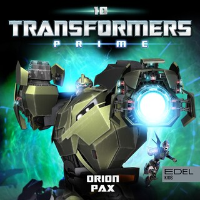 Folge 10: Orion Pax (Das Original-Hörspiel zur TV-Serie)