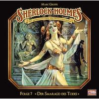 Sherlock Holmes - Die geheimen Fälle des Meisterdetektivs, Folge 7: Der Smaragd des Todes