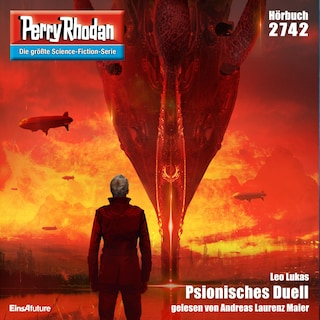 Perry Rhodan 2742: Psionisches Duell
