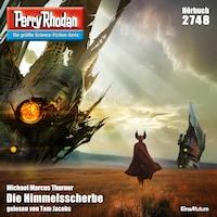 Perry Rhodan 2748: Die Himmelsscherbe