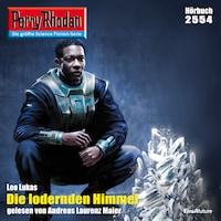 Perry Rhodan 2554: Die lodernden Himmel