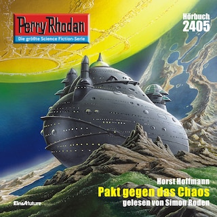 Perry Rhodan 2405: Pakt gegen das Chaos