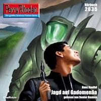 Perry Rhodan 2635: Jagd auf Gadomenäa