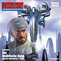 Perry Rhodan 2647: Der Umbrische Gong