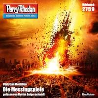 Perry Rhodan 2759: Die Messingspiele