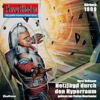 Perry Rhodan 1809: Hetzjagd durch den Hyperraum
