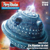 Perry Rhodan 2766: Ein Rhodan zu viel