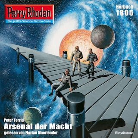 Perry Rhodan 1805: Arsenal der Macht