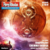 Perry Rhodan 2784: Angriffsziel CHEMMA DHURGA