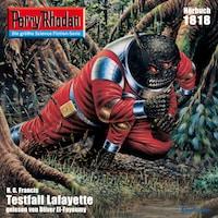 Perry Rhodan 1818: Testfall Lafayette
