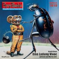 Perry Rhodan 1819: Eine Ladung Vivoc