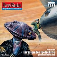 Perry Rhodan 1821: Invasion der Igelschiffe