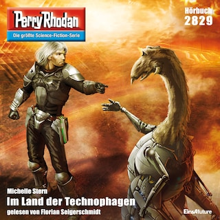 Perry Rhodan 2829: Im Land der Technophagen