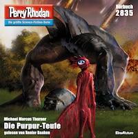 Perry Rhodan 2835: Die Purpur-Teufe
