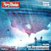 Perry Rhodan 2849: Das Chronoduplikat
