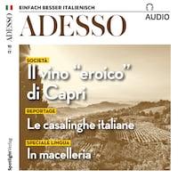 Italienisch lernen Audio - Der Wein von Capri