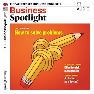 Business-Englisch lernen Audio - Effektives Risiko-Management