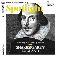 Englisch lernen Audio - Shakespeares England
