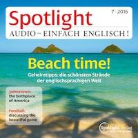 Englisch lernen Audio - Am Strand