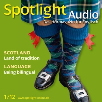 Englisch lernen Audio - Schottland