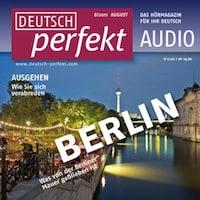 Deutsch lernen Audio - Ausgehen im Sommer