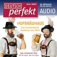 Deutsch lernen Audio - Das Hofbräuhaus