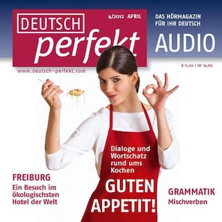Deutsch lernen Audio - Kochen Sie gerne?