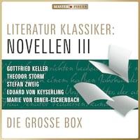Literatur Klassiker: Novellen III
