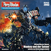 Perry Rhodan 2943: Monkey und der Savant