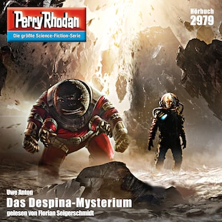 Perry Rhodan 2979: Das Despina-Mysterium