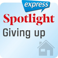 Spotlight express – Giving up