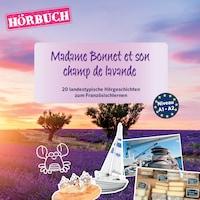 PONS Hörbuch Französisch: Madame Bonnet et son champ lavande