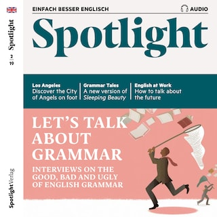 Englisch lernen Audio - Grammatik einfach lernen