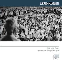 Four Public Talks Bombay [Mumbai] India 1971