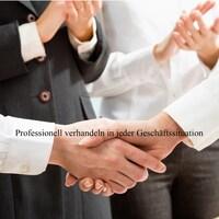 Professionell Verhandeln in jeder Geschäftssituation
