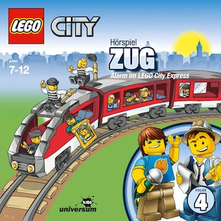 LEGO City: Folge 4 - Zug - Alarm im LEGO City Express