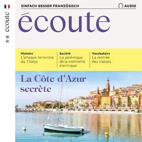 Französisch lernen Audio - Geheimtipps für die Côte d'Azur