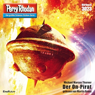 Perry Rhodan 3023: Der On-Pirat