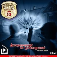 Detektei Bates 05 - Ausgepumpt im Untergrund
